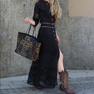 Maxi dress by love shack fancy